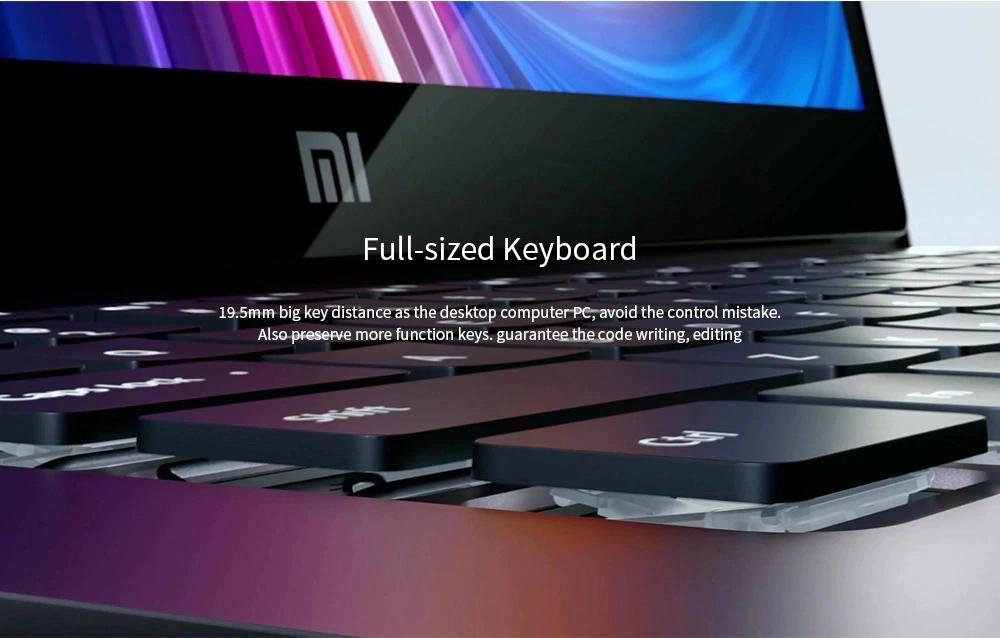 Il notebook Xiaomi da 15.6 pollici con i7 e MX250 in offerta lampo con sconto di q