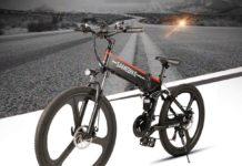 Samebike LO26, in sconto di quasi 100 euro la mountain bike pieghevole ed elettrica