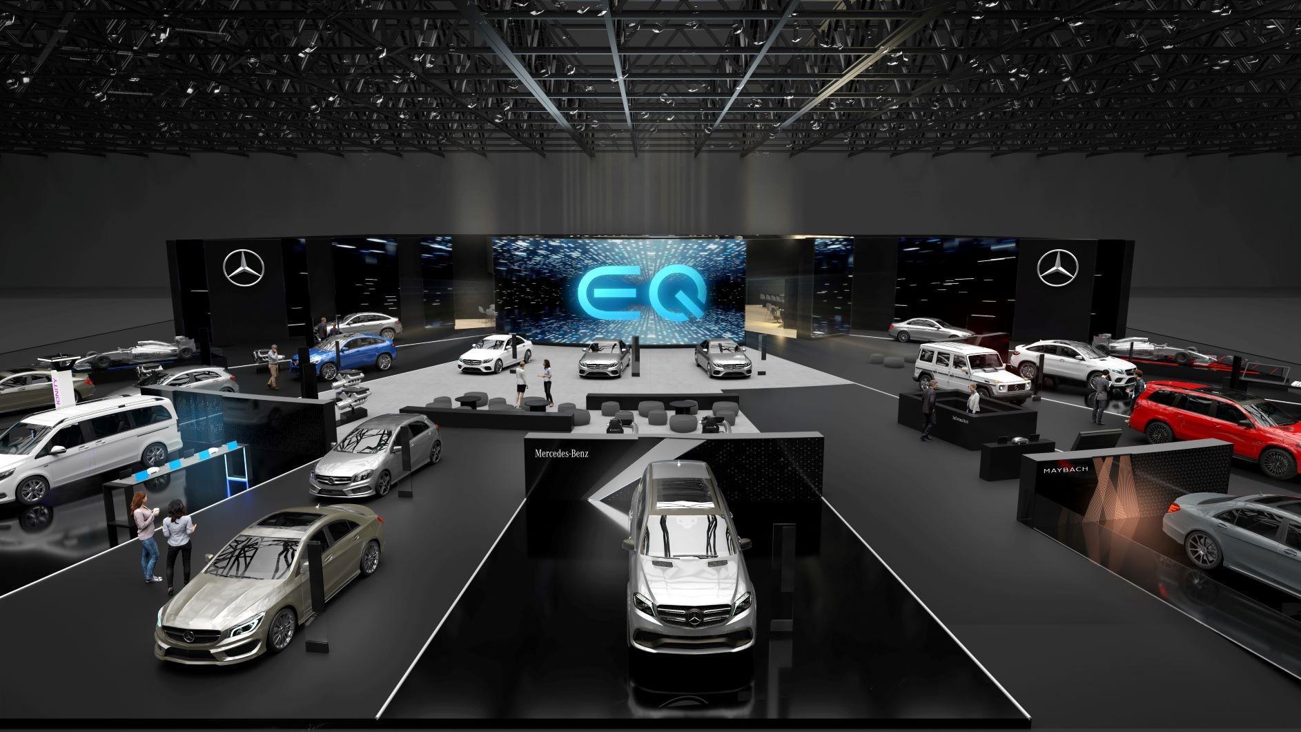 Mercedes-Benz e smart al Salone di Ginevra 2020