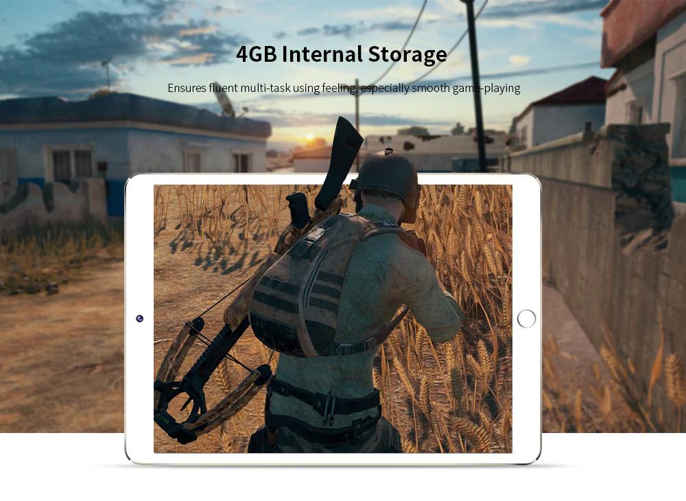 M10S, il tablet 10 pollici che telefona a poco più di 100 euro grazie a un coupon