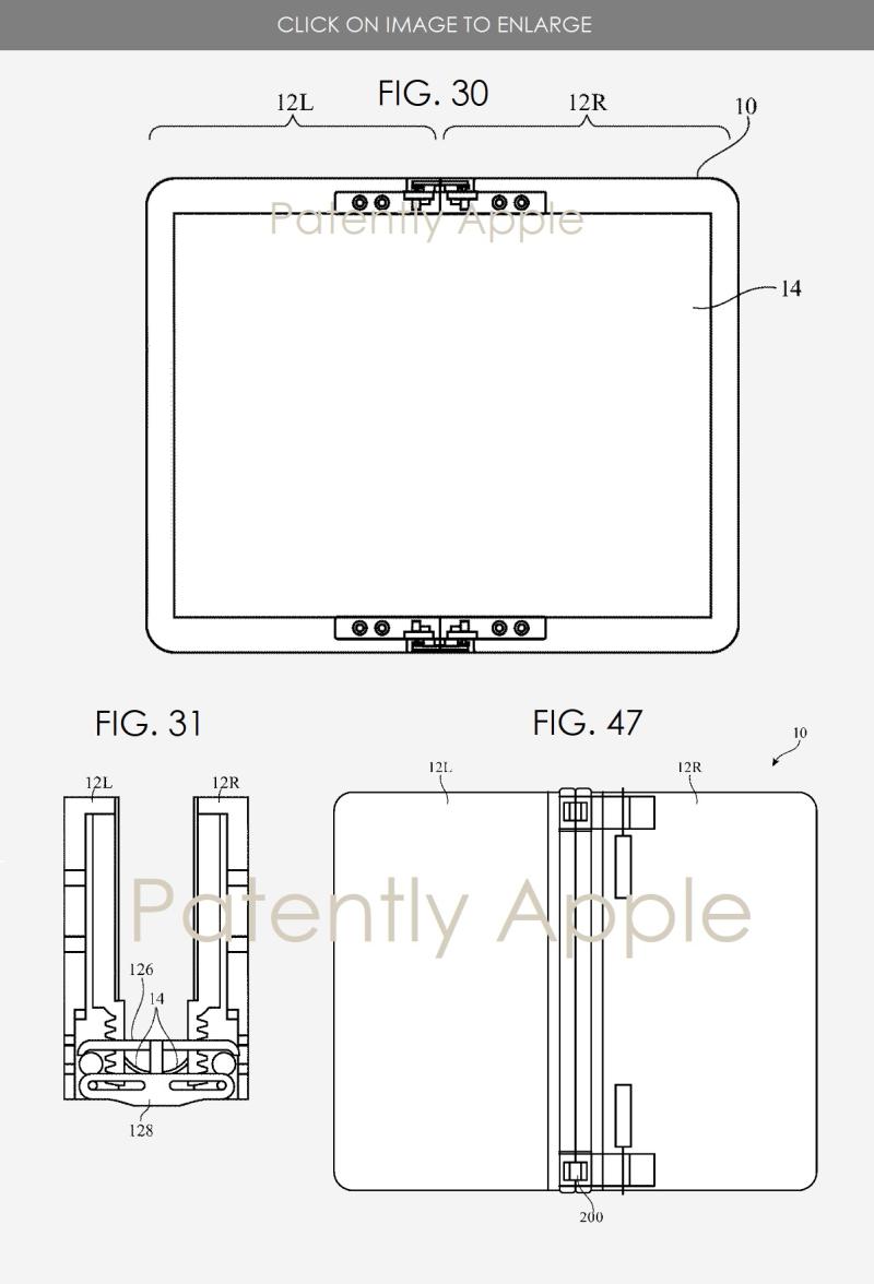 Apple continua a lavorare su un iPhone pieghevole