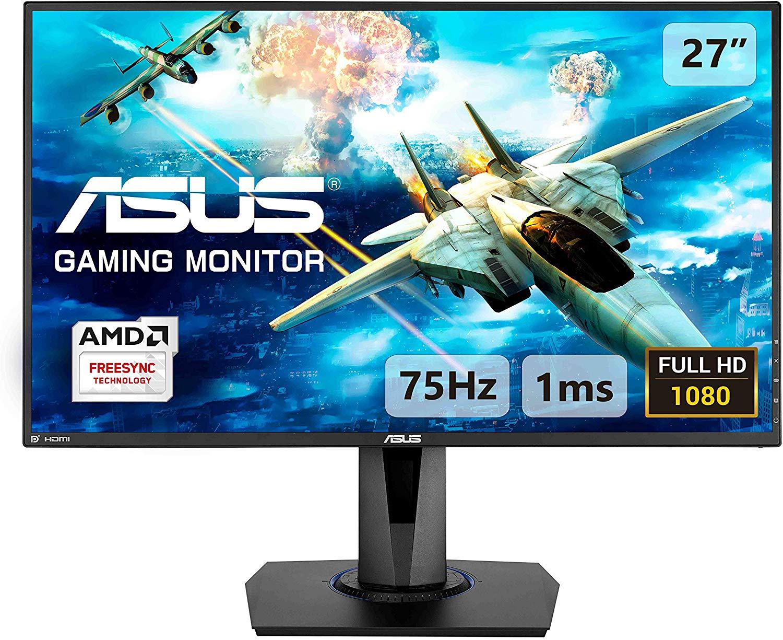 ASUS sconta i suoi monitor gaming su Amazon, ecco tutte le offerte