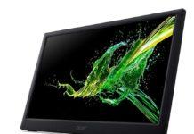 Acer PM161Q è un monitor USB-C portatile per lavorare in viaggio