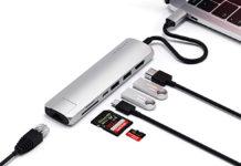 Disponibile l'adattatore USB-C Slim Multi-Port con Ethernet di Satechi