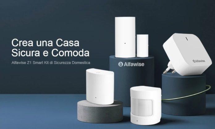 Alfawise Z1, ecco il kit di domotica low cost definitivo: 4 dispositivi a soli 55 euro