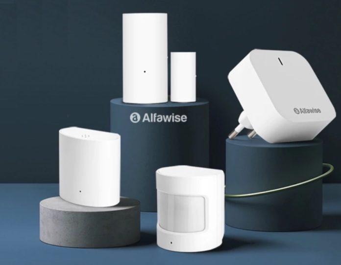 Alfawise Z1, il kit domotico per la casa compatibile Zigbee e Alexa