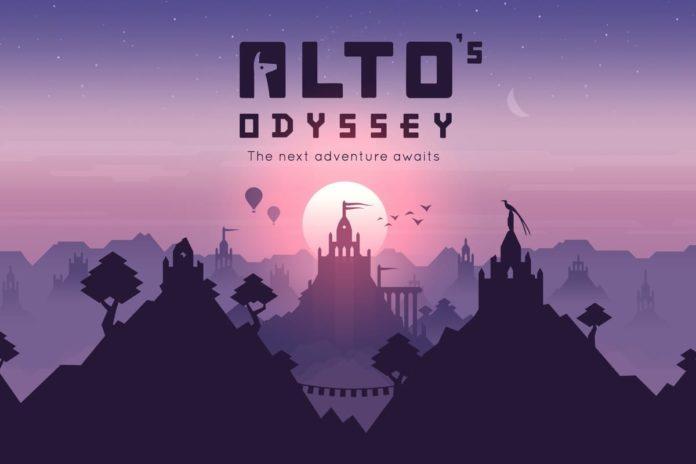 Alto's Odyssey arriva su Mac App Store