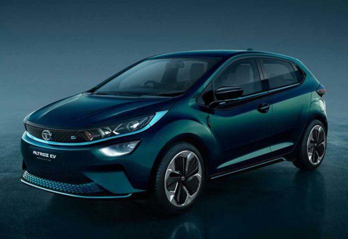L'auto elettrica a 15.000 Euro da Tata Motors: Altroz EV