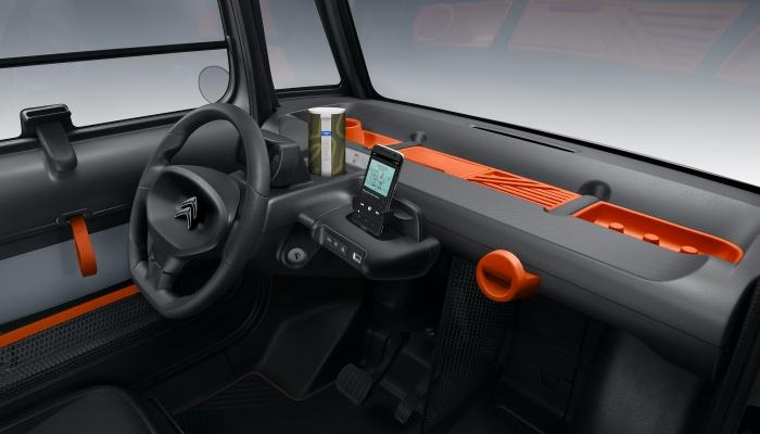 Citroën AMI, la mobilità elettrica accessibile a tutti