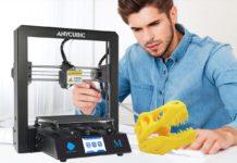 ANYCUBIC I3, la stampante 3D touch pronta in pochi minuti