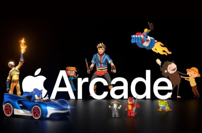 Da vedere: la pubblicità di Apple Arcade invade la home page del sito Apple in USA