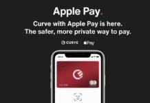 Apple Pay in Europa supporta qualsiasi carta tramite Curve