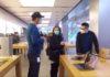 Gli Apple Store di Pechino riaperti con misure speciali per coronavirus