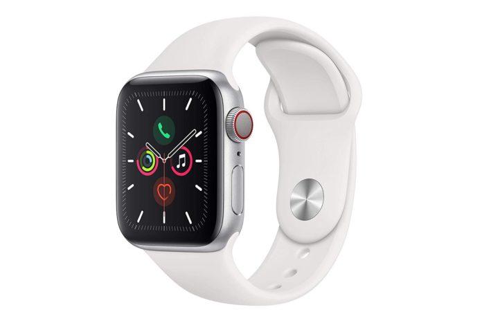 Apple Watch 5 GPS+Cellular: tornano i forti sconti su Amazon