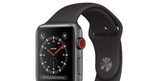 Super-sconto di 126 euro su Apple Watch 3 GPS+Cellular: lo pagate solo 242,90€