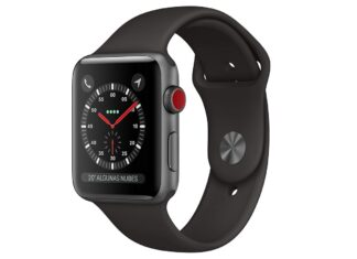 Super-sconto di 126 euro su Apple Watch 3 GPS+Cellular: lo pagate solo 242,90€
