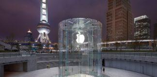 apple riapre lo store di shanghai coronavirus