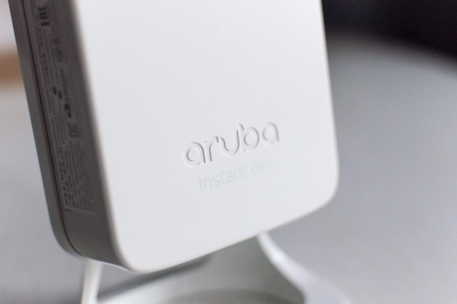 Recensione Aruba Instant On AP11D, un access point per il piccolo ufficio o il negozio
