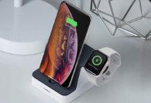 Ricaricate iPhone ed Apple Watch insieme: Belkin Boos Upin in sconto di 50 €