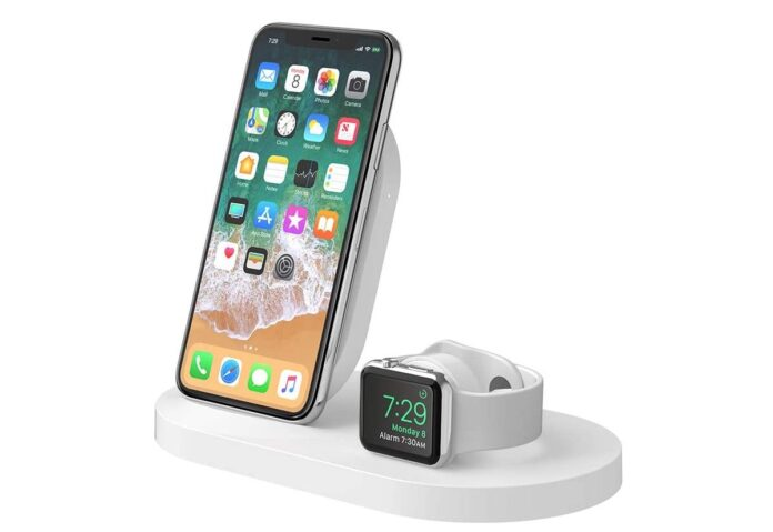 Sconto da 50€ su Belkin Boost Up: ricaricate wireless iPhone e Apple Watch insieme