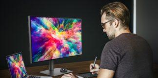 Il monitor BenQ PD3220U replica il colore P3 dei Mac