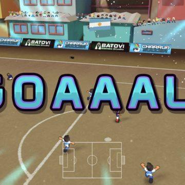 Charrua Soccer è un gioco del calcio vecchio stile su Apple Arcade