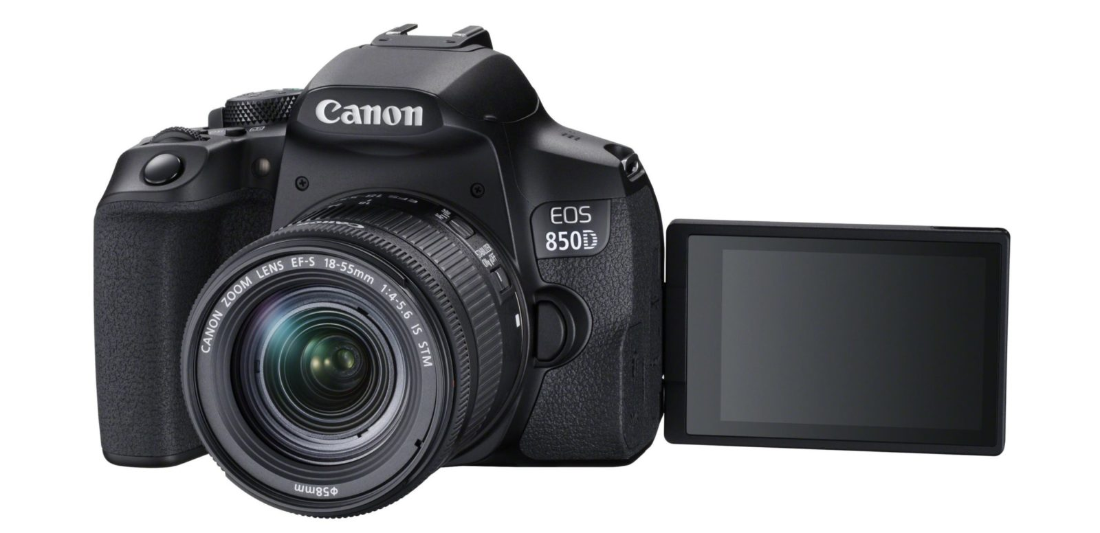 Canon presenta la nuova EOS 850D: reflex APS-C leggera, versatile e connessa