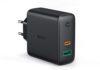 Caricatori Aukey con USB-C e USB-A, da 30W o 60W, in sconto a partire da 19,99 euro