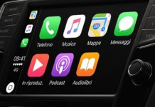 Il video di CarPlay in esecuzione su Raspberry Pi 3