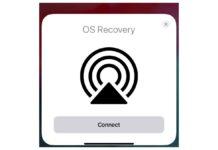 Nella beta di iOS 13.4 una modalità di Recovery dei dispositivi senza passare per il computer?