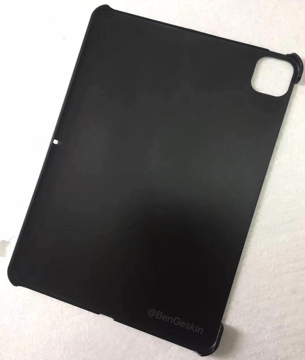 La cover per iPad Pro 2020 punta a modelli con più fotocamere