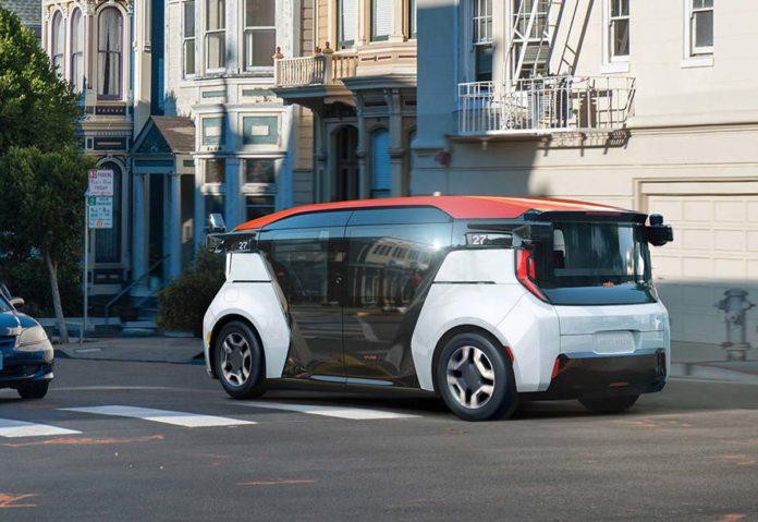 Cruise di GM ha la licenza per testare i taxi a guida autonoma