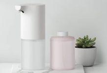 Erogatore automatico di sapone liquido Xiaomi in offerta a 26 euro