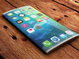 Ecco come potrebbe essere l'iPhone tutto vetro con touchscreen avvolgente