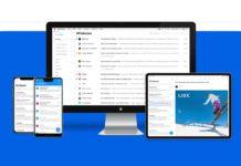 L'app Edison Mail per la gestione della posta invia dati ad inserzionisti
