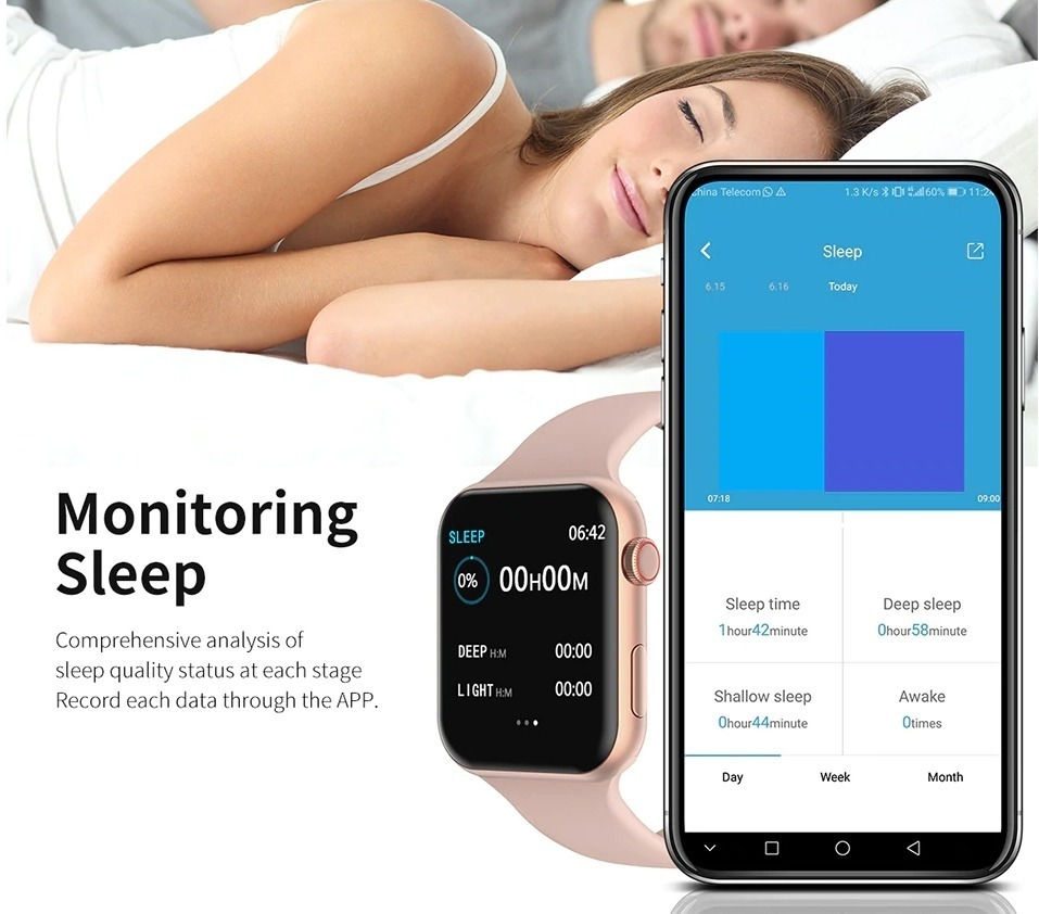 Smartwatch F10, lo spudorato clone di Apple Watch costa poco più di 20 €