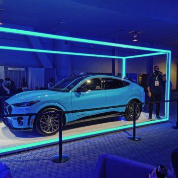 Annunciati i prezzi della Ford Mustang Mach-E
