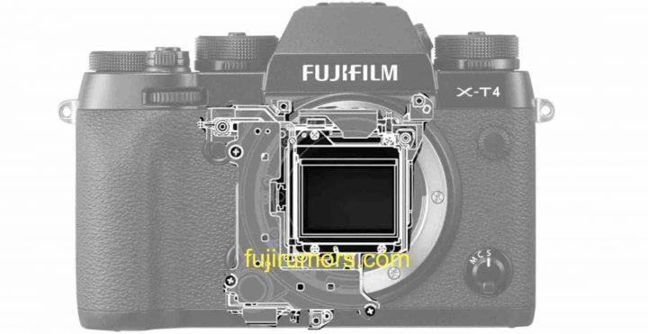 Fujifilm annuncerà la camera X-T4 il 26 febbraio