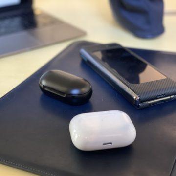 In prova le Galaxy Buds, la risposta di Samsung alle AirPods Pro