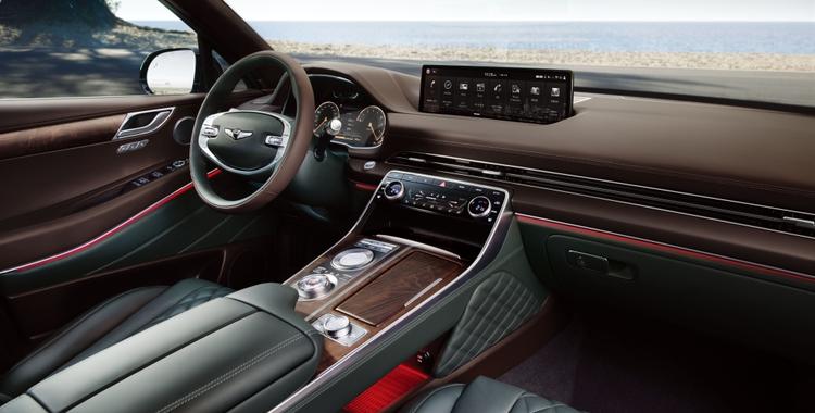 Harman e Hyundai, il Road-Noise Active Noise Control nel SUV Genesis GV80