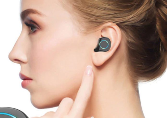 Gocomma R6, auricolari TWS con display integrato e Bluetooth 5.0 a soli 28 euro