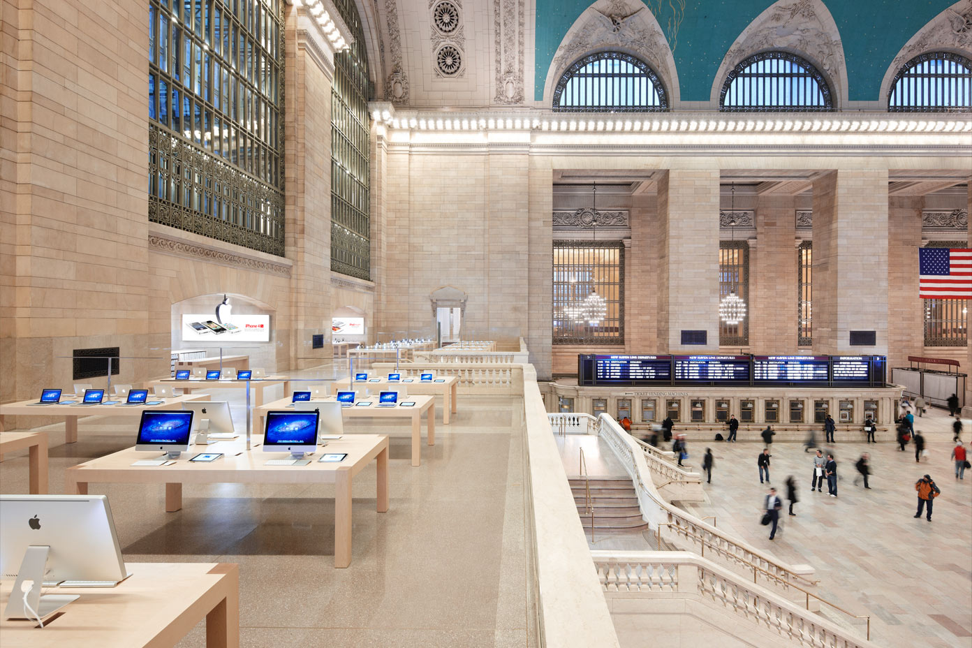 Apple ha affittato nuovi uffici a New York City