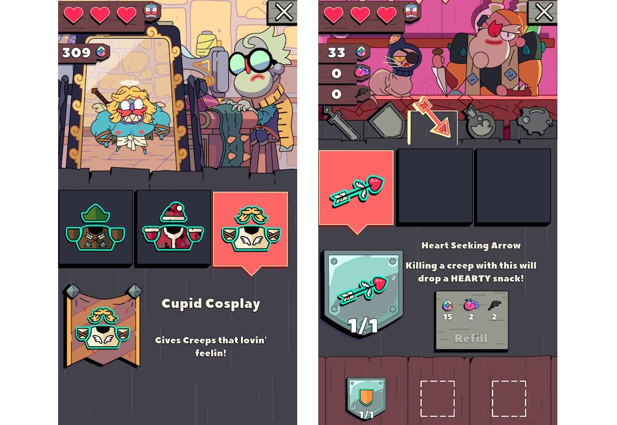 I giochi di Apple Arcade Grindstone e Patterned diventano romantici per San Valentino