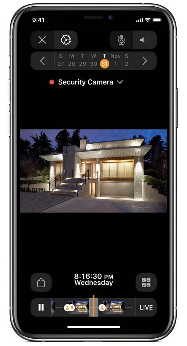 Netatmo Welcome ora compatibile con HomeKit Secure Video
