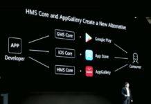 HUAWEI AppGallery diventa il terzo store di app mobili dopo quello di Google e Apple