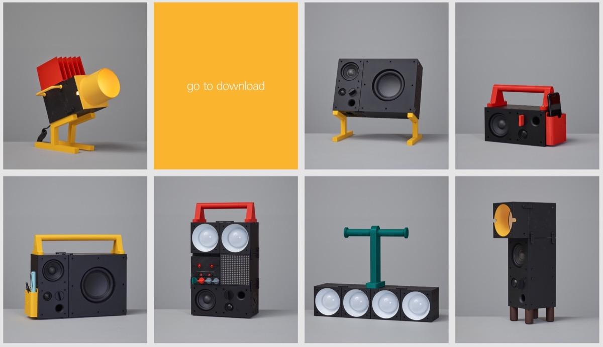 Online i file CAD di IKEA per modificare i mobili con la stampante 3D