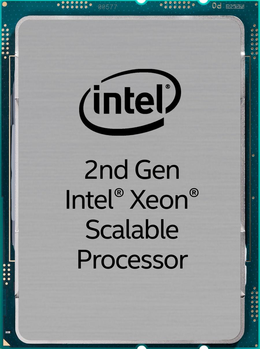 Intel annuncia Xeon di seconda generazione e un portfolio prodotti per le reti 5G