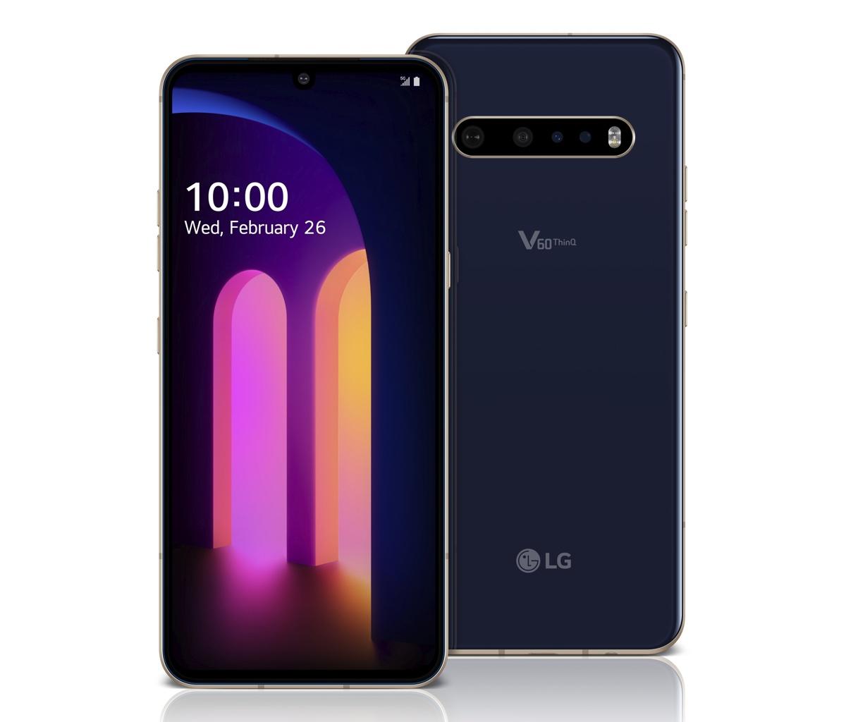 LG V60 ThinQ 5G migliora tutto, brilla per video 8K e Voice Bokeh
