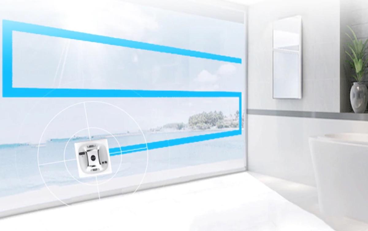 Liectroux X6, lavavetri automatico con sistema anticaduta scontato del 46%