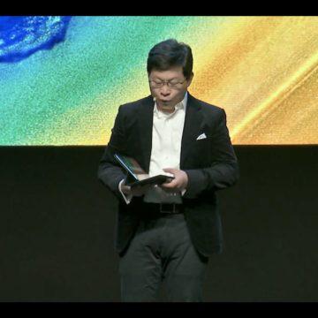 HUAWEI presenta MatePad Pro con Penna e 5G: un rivale HMS per iPad Pro